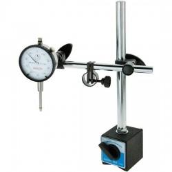 Μαγνητική βάση με μικρόμετρο