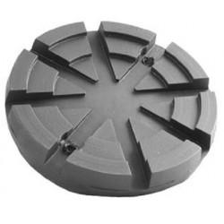 Κάλυμμα δικόλωνου ανυψωτικού 125 / 120 mm