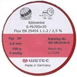 Καλάι σύρμα 1.0 mm / 100 gr Luckhaus Γερμανίας